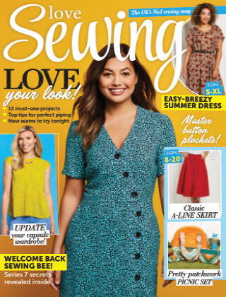 Love Sewing ISSUE93