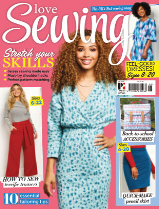 Love Sewing ISSUE98