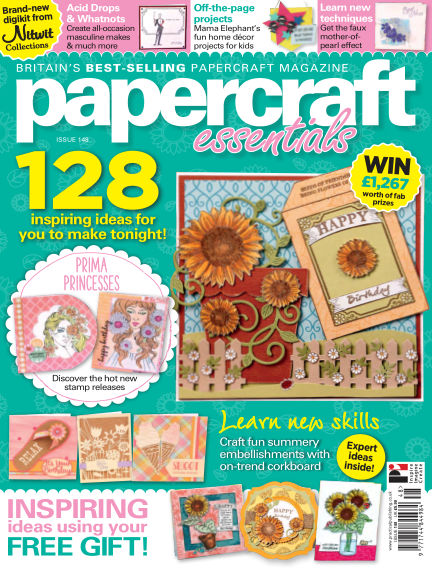 Papercraft Essentials July 01, 2017 00:00