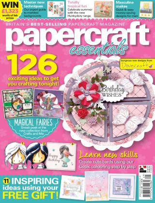 Papercraft Essentials Issue 149