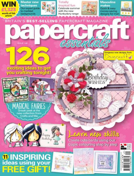 Papercraft Essentials August 12, 2017 00:00
