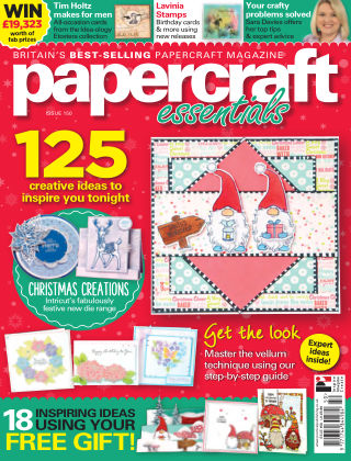 Papercraft Essentials Issue 150