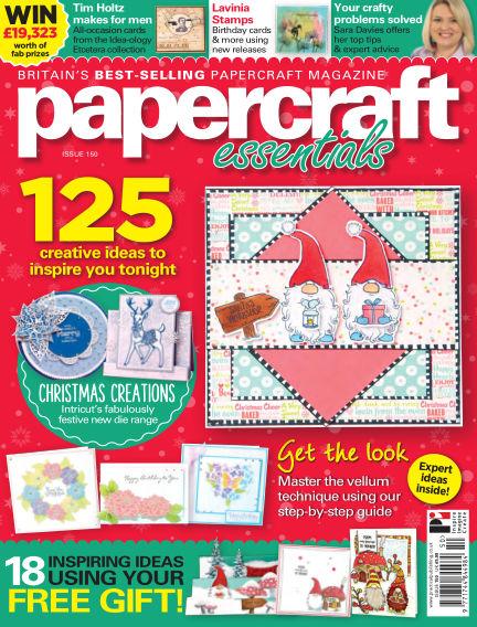 Papercraft Essentials August 24, 2017 00:00