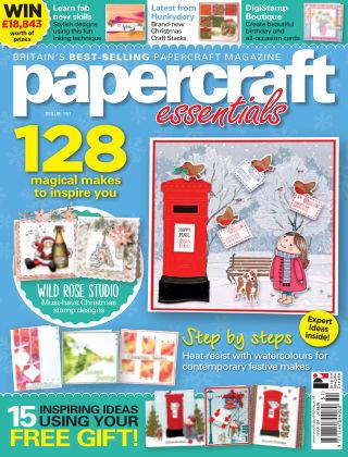 Papercraft Essentials Issue 151