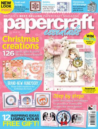 Papercraft Essentials Issue 152