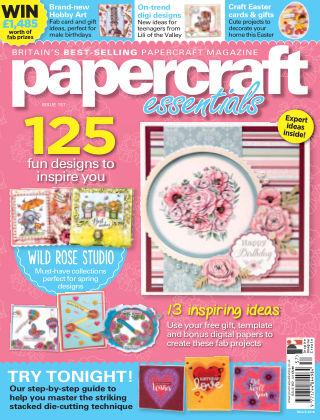 Papercraft Essentials Issue 157