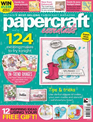 Papercraft Essentials Issue 158