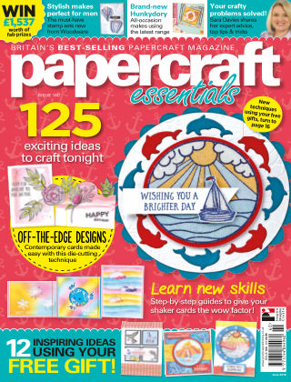 Papercraft Essentials Issue 160