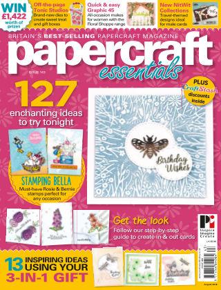 Papercraft Essentials ISSUE163