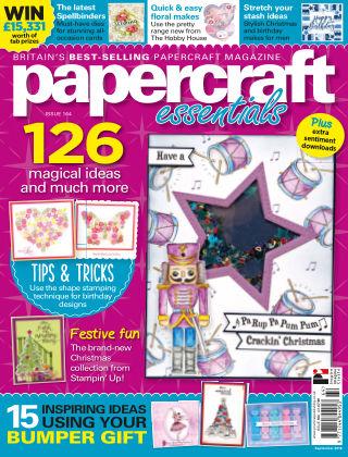 Papercraft Essentials ISSUE164