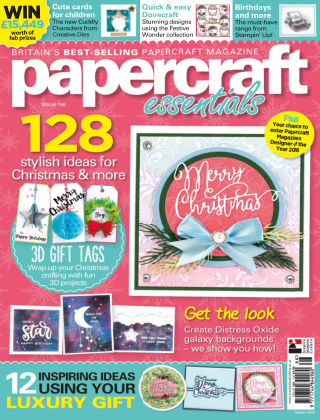 Papercraft Essentials ISSUE166