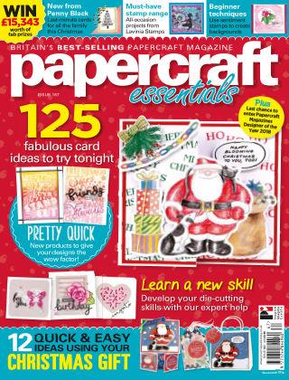 Papercraft Essentials ISSUE167