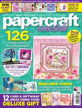 Papercraft Essentials ISSUE169
