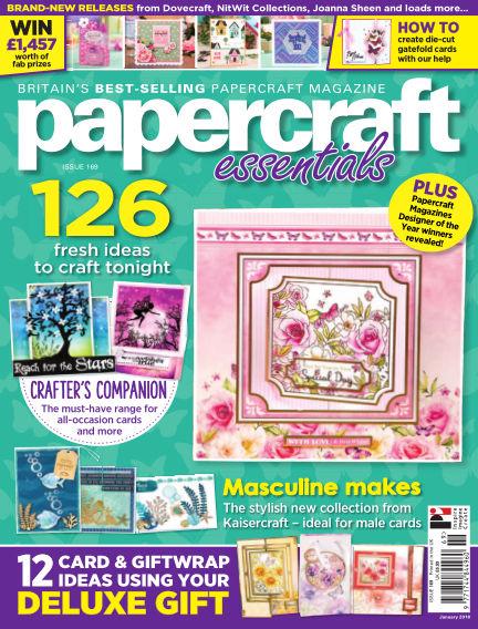 Papercraft Essentials January 10, 2019 00:00