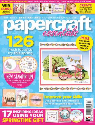 Papercraft Essentials ISSUE172