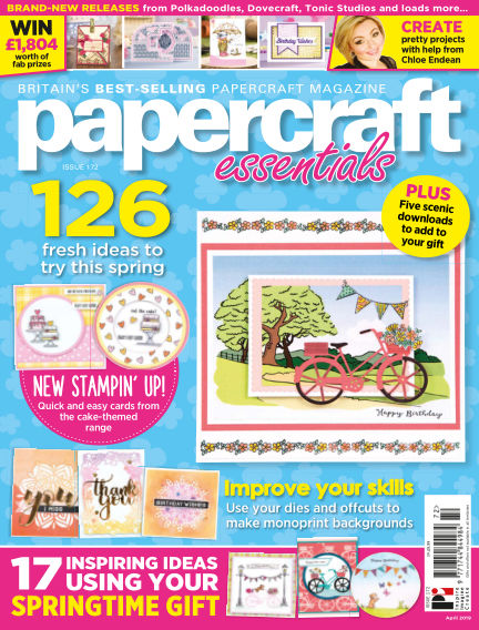 Papercraft Essentials April 03, 2019 00:00