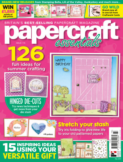 Papercraft Essentials April 25, 2019 00:00