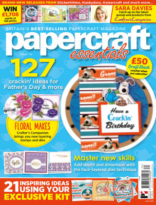 Papercraft Essentials ISSUE174