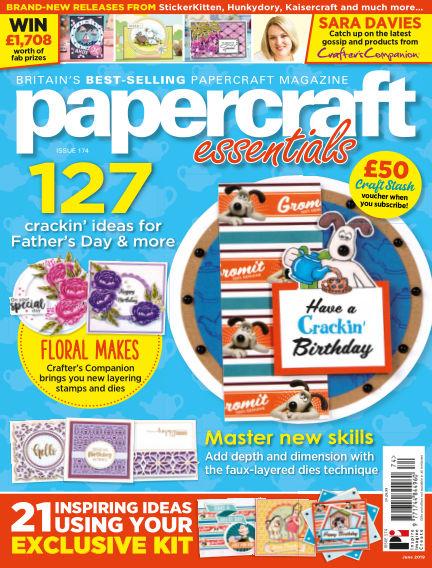 Papercraft Essentials May 16, 2019 00:00