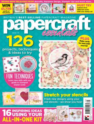 Papercraft Essentials ISSUE175