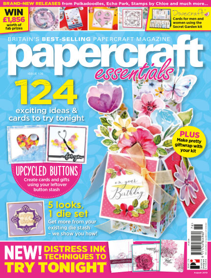 Papercraft Essentials July 11, 2019 00:00