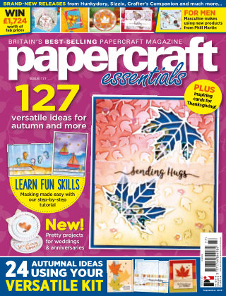 Papercraft Essentials ISSUE177