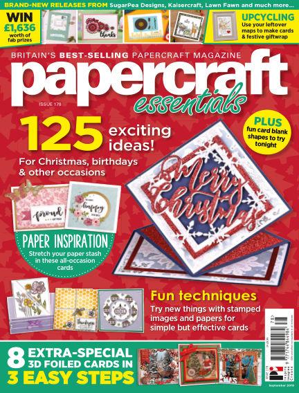Papercraft Essentials August 22, 2019 00:00