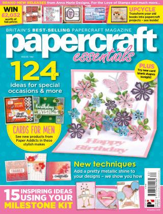 Papercraft Essentials ISSUE182