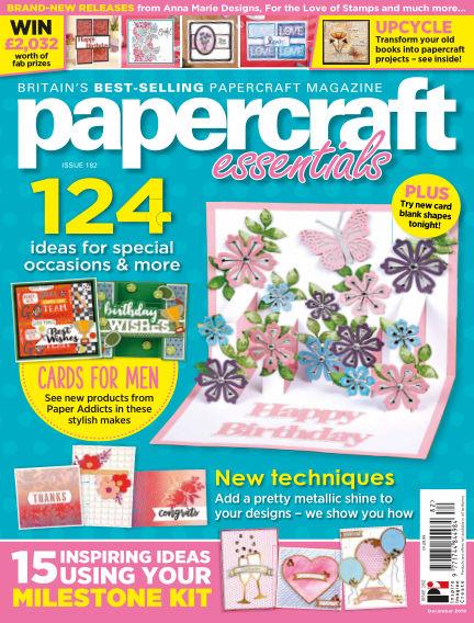 Papercraft Essentials December 05, 2019 00:00