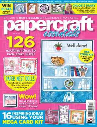 Papercraft Essentials ISSUE183