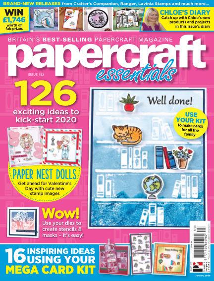 Papercraft Essentials January 02, 2020 00:00