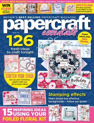 Papercraft Essentials ISSUE 184