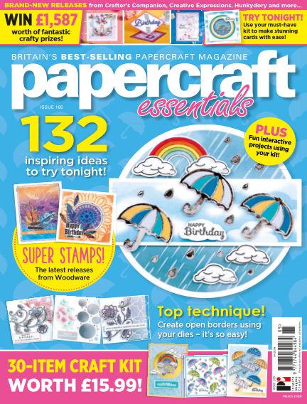 Papercraft Essentials February 27, 2020 00:00
