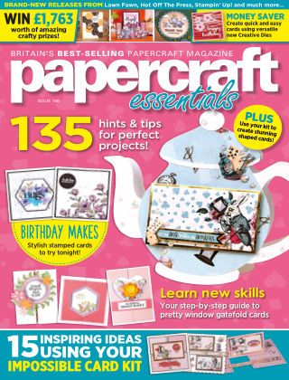 Papercraft Essentials ISSUE186