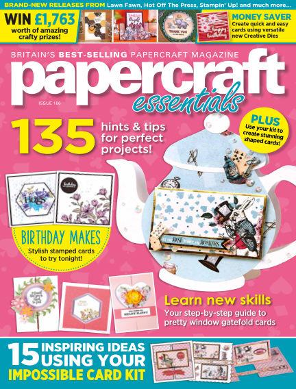 Papercraft Essentials March 26, 2020 00:00