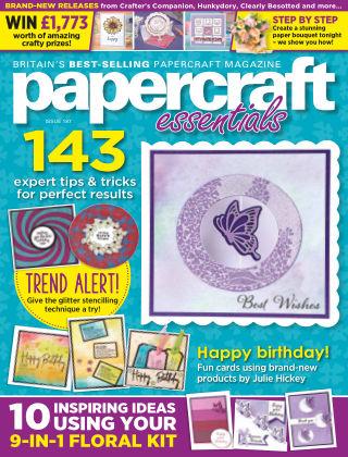 Papercraft Essentials ISSUE187