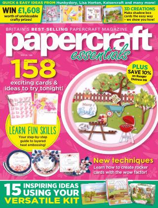 Papercraft Essentials ISSUE188