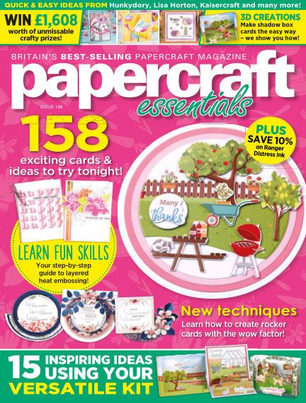 Papercraft Essentials June 11, 2020 00:00