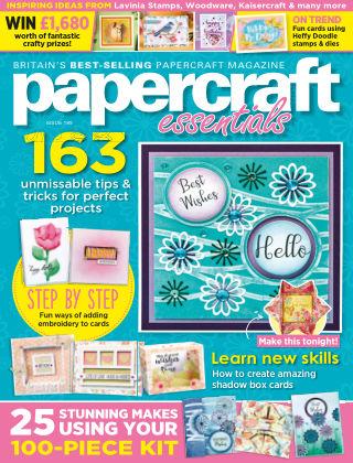 Papercraft Essentials ISSUE189