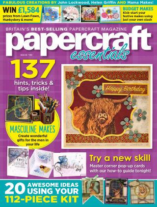 Papercraft Essentials ISSUE190