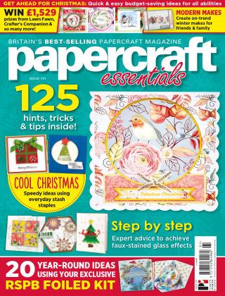 Papercraft Essentials ISSUE191