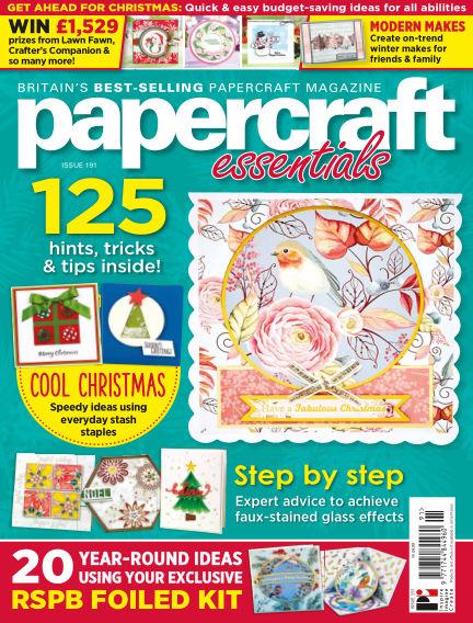 Papercraft Essentials October 01, 2020 00:00