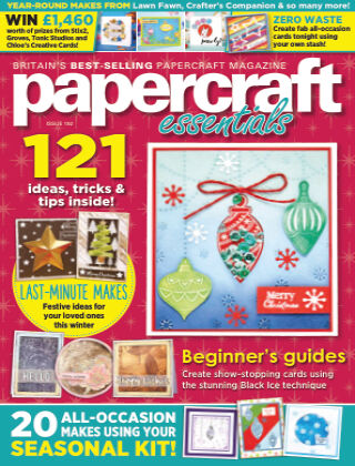 Papercraft Essentials ISSUE192