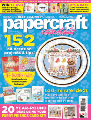Papercraft Essentials ISSUE193