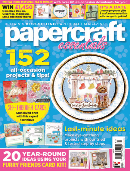 Papercraft Essentials November 26, 2020 00:00
