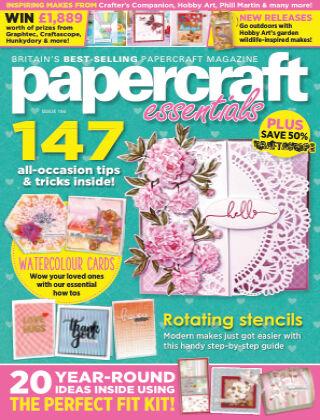 Papercraft Essentials ISSUE194