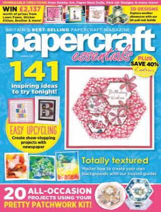 Papercraft Essentials ISSUE195
