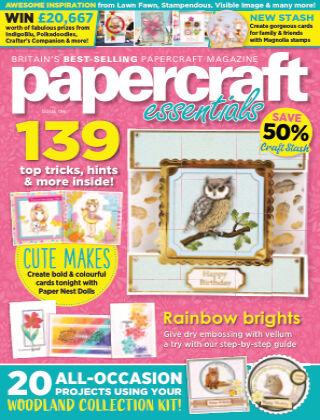 Papercraft Essentials ISSUE196
