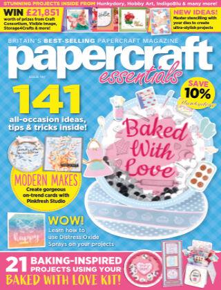 Papercraft Essentials ISSUE197