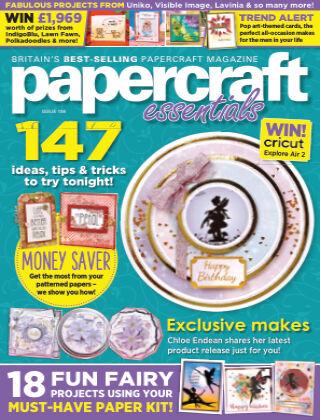Papercraft Essentials ISSUE198